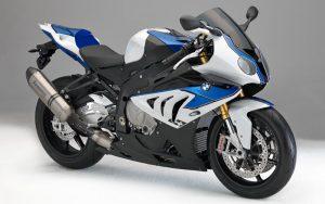 BMW Motosiklet HP4