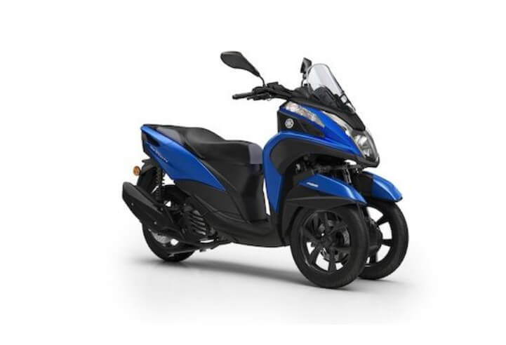 Yamaha Tricity 125 Scooter yakıt tüketimi ve teknik özellikleri