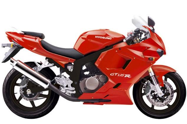 Hyosung-GT-125-R