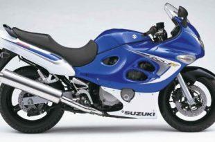SUZUKİ-GSX-600F-Yakıt-Tüketimi-ve-Teknik-Özellikler