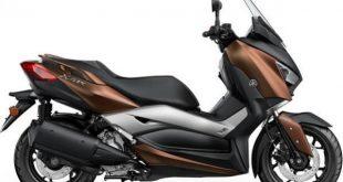 Yamaha-X-max-300-Scooter-Yakıt-Tüketimi-ve-Teknik-Özellikleri-kahverengi
