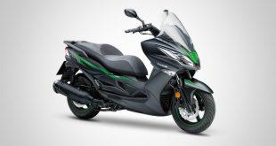 Kawasaki J300 Yakıt Tüketimi ve Teknik Özellikleri