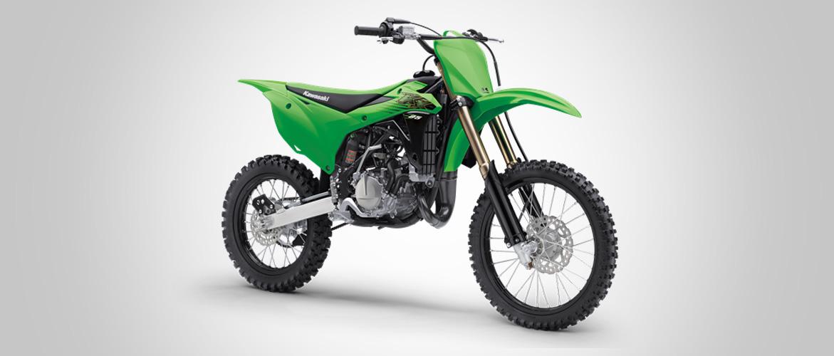 Kawasaki KX85 II Yakıt Tüketimi ve Teknik Özellikleri