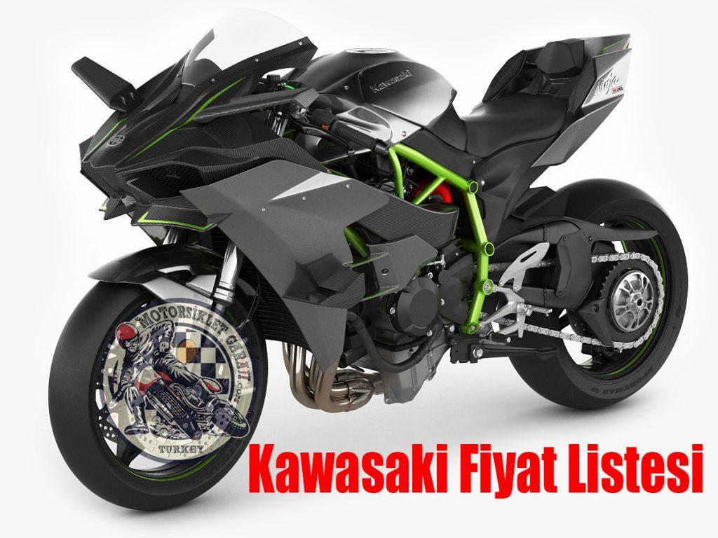 kawasaki fiyat listesi