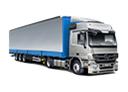 CE azami yüklü ağırlığı 750 KG'ı geçen römork veya yarı römorktan oluşan birleşik araçları kullanacaklara verilir.