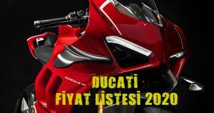 Ducati fiyat listesi 2020