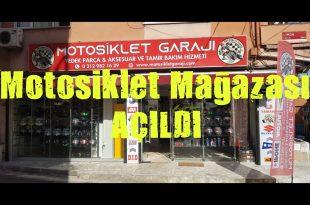 motosiklet mağazası